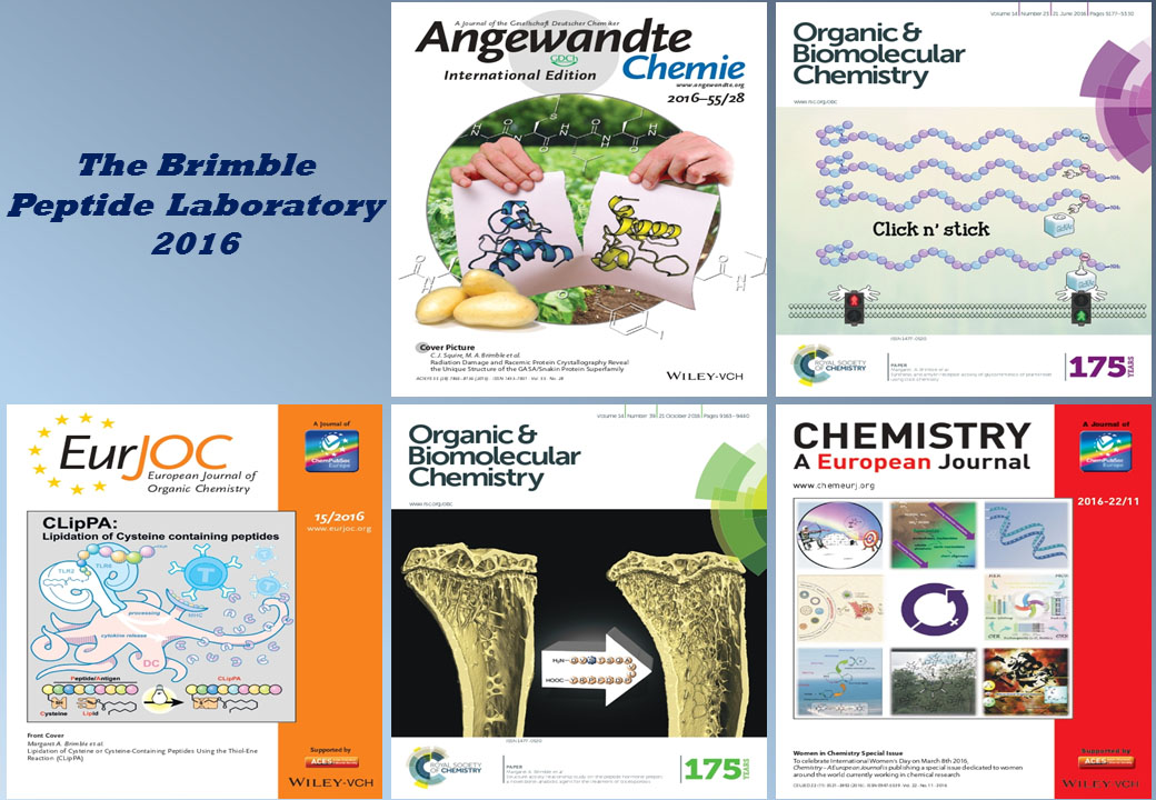 Five cover publications for MWC collaborators