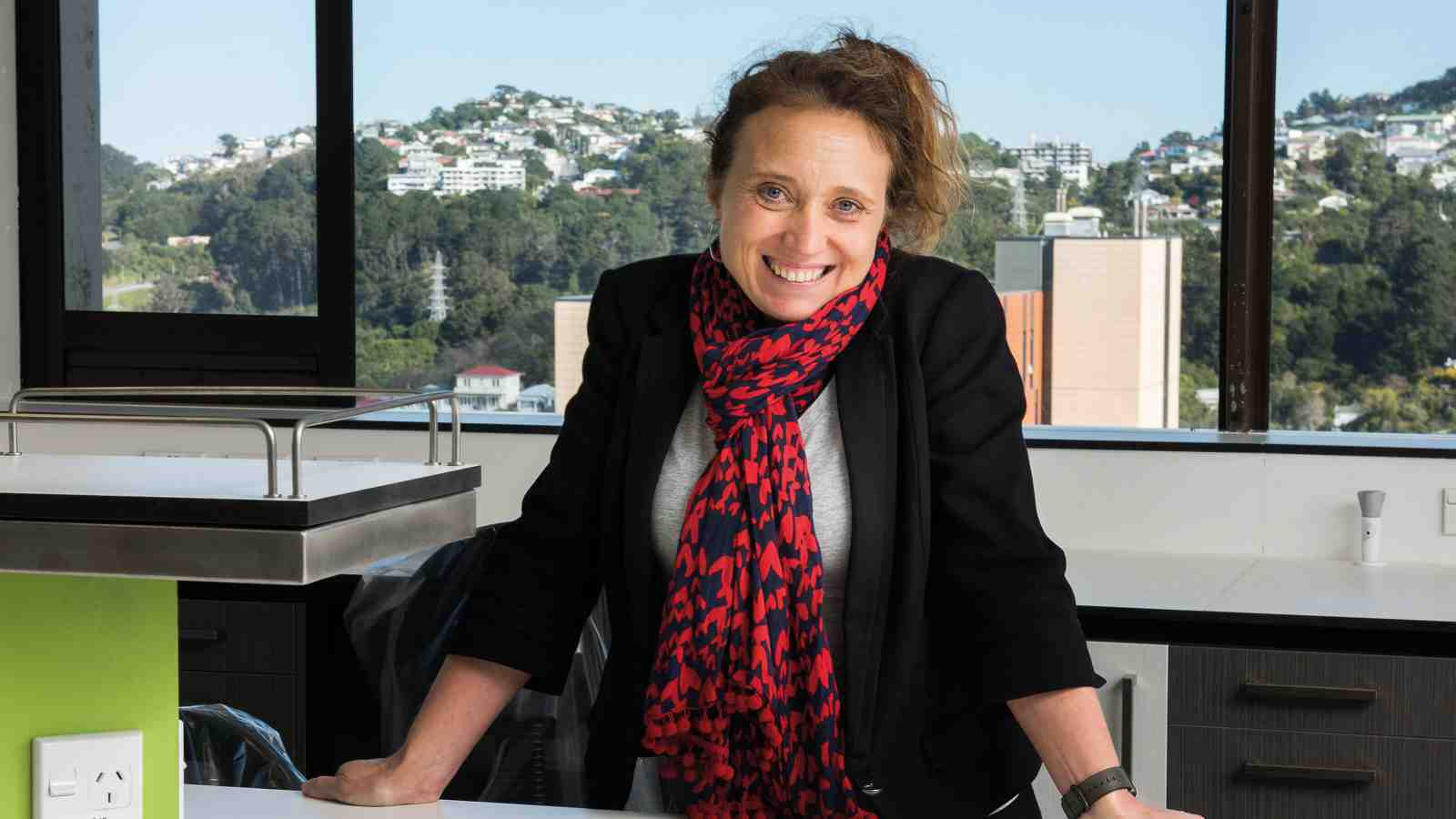 Professor Emily Parker elected a Fellow of the Royal Society Te Apārangi