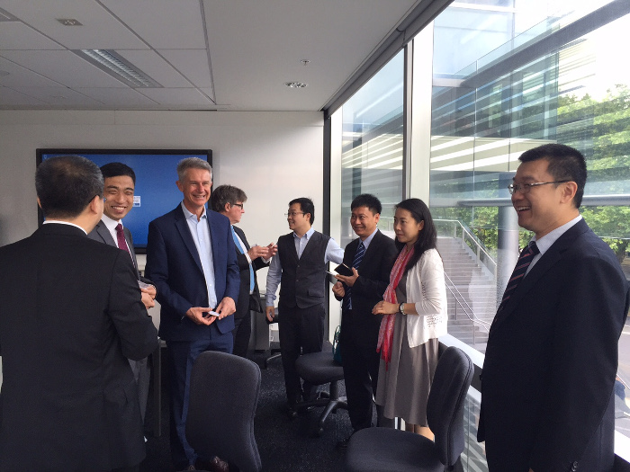 Chinese delegations visit advances engagement with NZ medical science