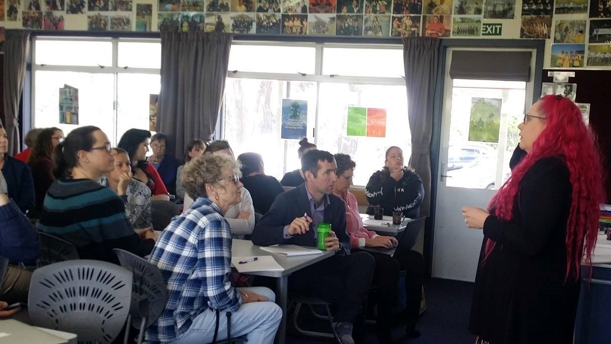 MWC PD days a huge hit with New Zealand biology teachers