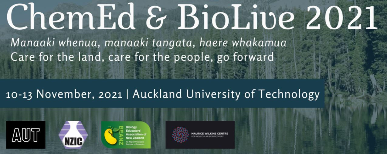 Join MWC at ChemEd / BioLive in Auckland this November