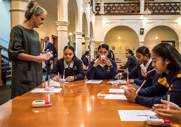 Sugar in schools 2019