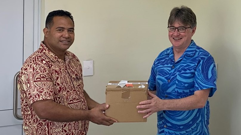 MWC assisting with Samoa's COVID-19 testing