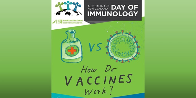 Day of Immunology 2021 Virtual Public Lecture - COVID-19 Vaccines