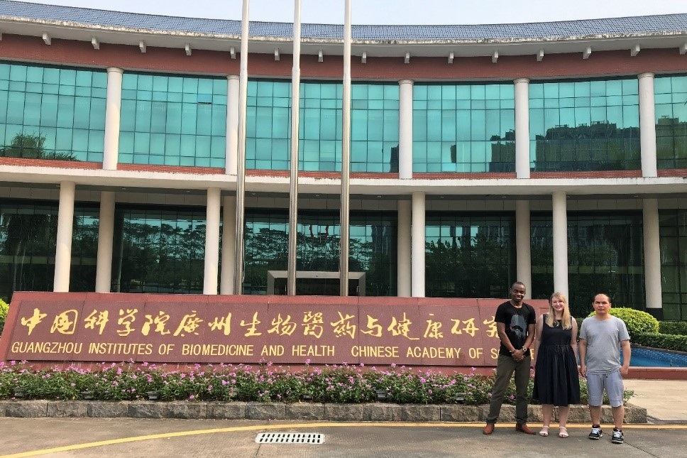 MWC investigators attend Guangzhou iPSC workshop