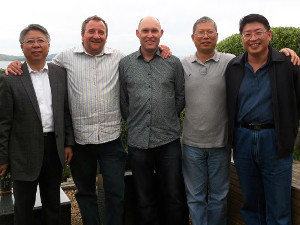 New strategic alliance with China (2013)