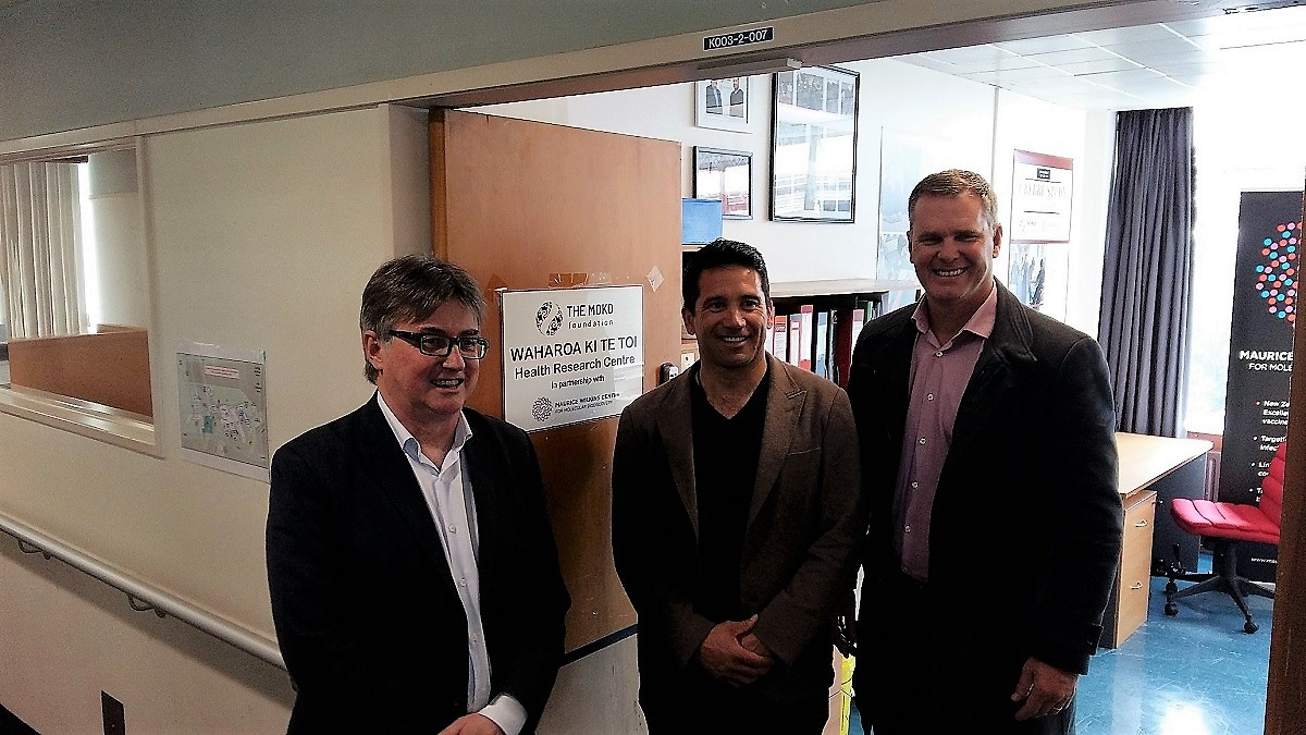 New research centre Waharoa ki te Toi officially opens in Far North