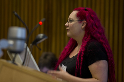 Centre celebrates science communication award